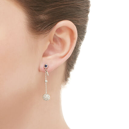 Effervescence Bubble Stiletto Earrings, , hires