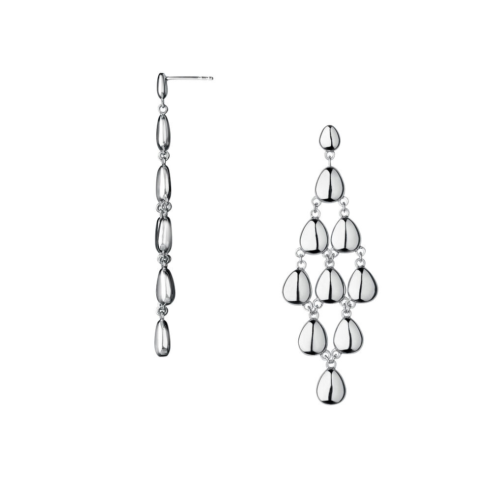 Hope silver chandelier earrings links of london hope sterling silver chandelier earrings hires aloadofball Images
