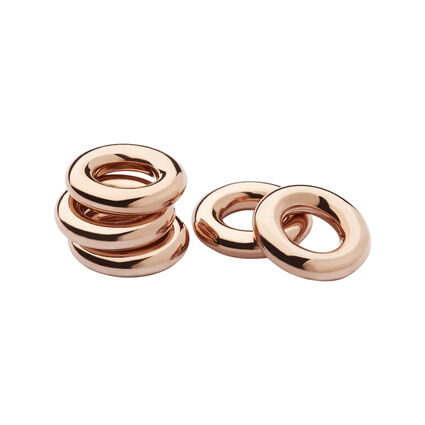 18kt Rose Gold Vermeil Sweetie Rings, , hires