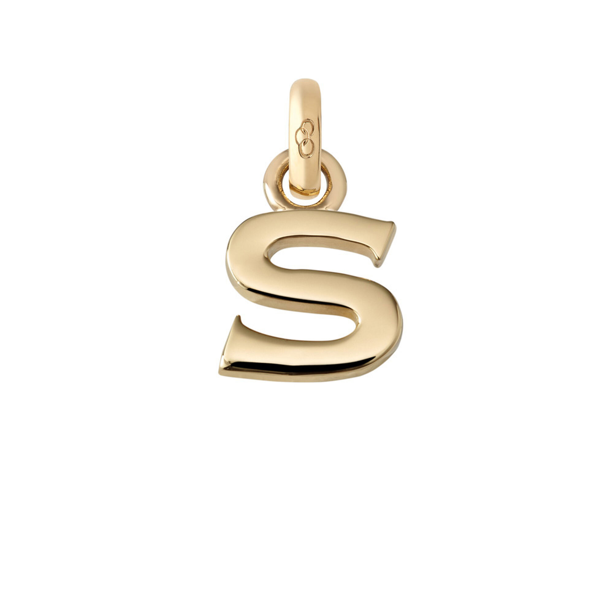 jewellery love unforgettable products letter s pendant