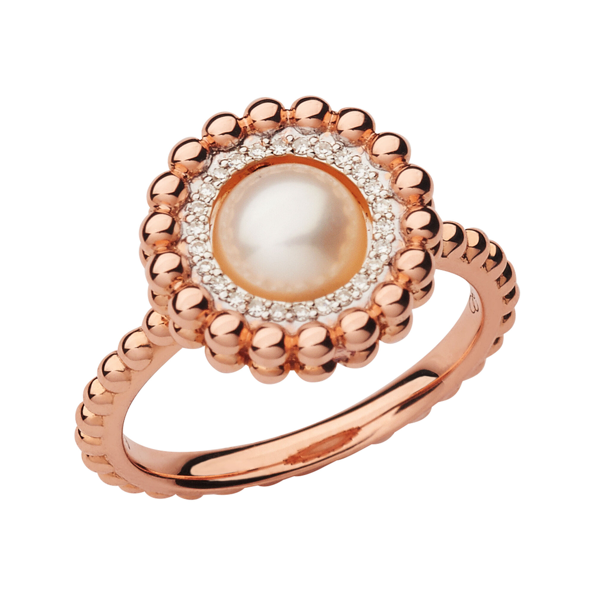 and tdw rings miadora silver diamond wedding halo pin white ring pearl