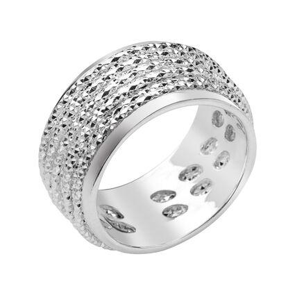 Celeste Sterling Silver Wrap Ring, , hires