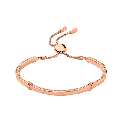 Narrative 18K Rose Gold Vermeil Bracelet, , hires