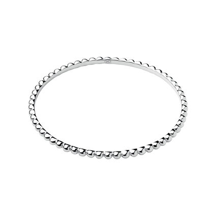 Effervescence Essentials Silver Bangle, , hires