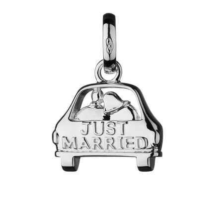 Just Married Charm, , hires