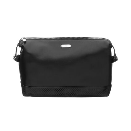 Black Wash Bag, , hires