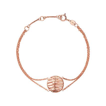 Thames 18K Rose Gold Vermeil Bracelet, , hires