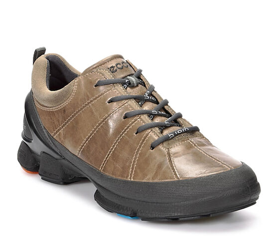 ECCO Womens BIOM Walk 1.3 (DARK SHADOW/OYESTER/BEIGE)