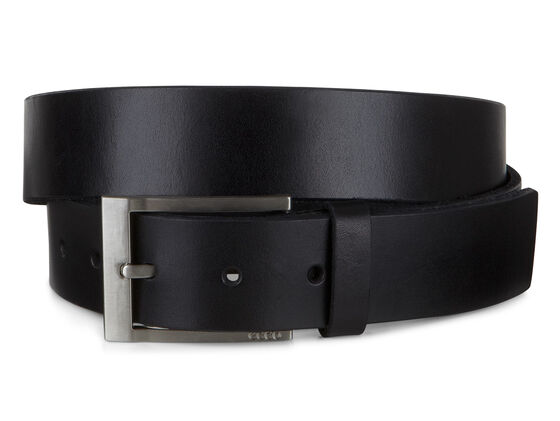 ECCO Foster Mens Belt (BLACK)