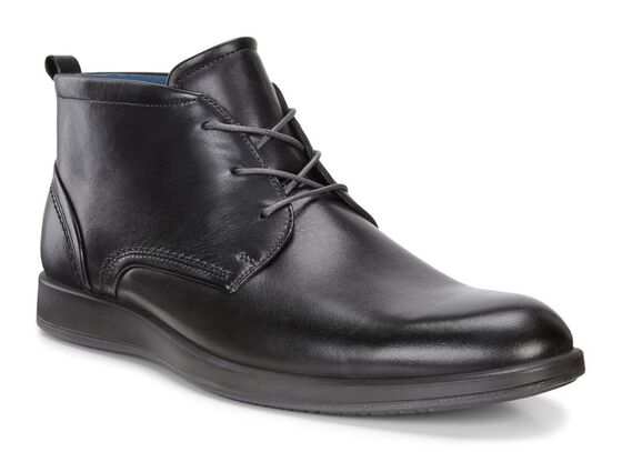 JARED Chukka Boot (BLACK)