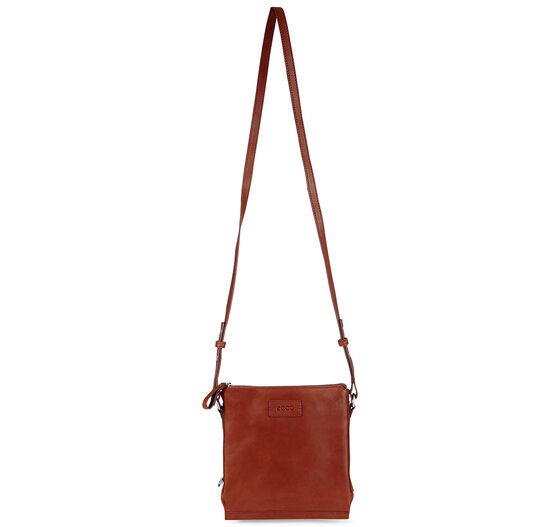 ECCO Barra Cross Body Bag (RUST)