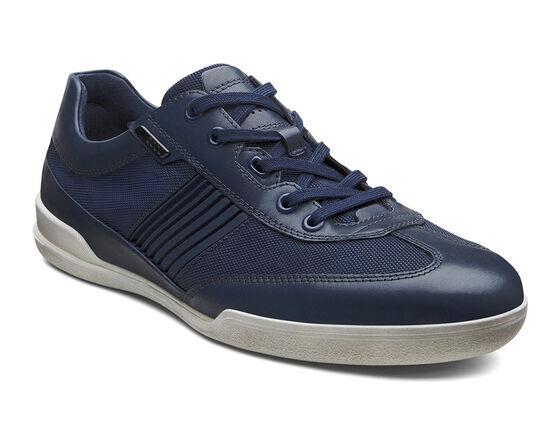 ECCO Enrico Textile Sneaker (MARINE/MARINE)