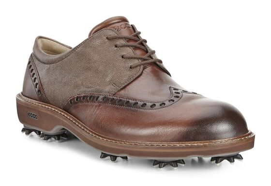 LUX Golf Mens (BISON/STONE)