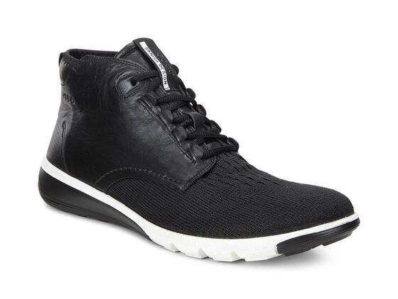ECCO Mens Intrinsic 2 Boot (BLACK/BLACK)