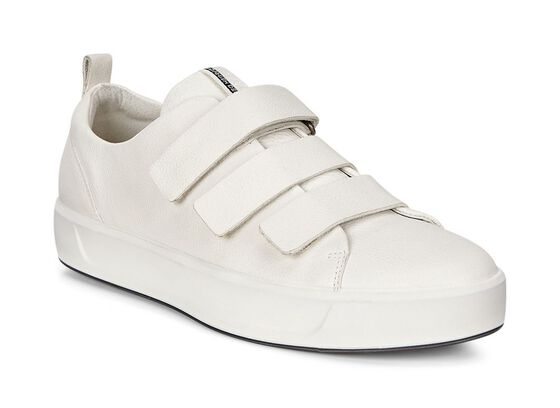 ECCO Womens Soft 8 (WHITE)