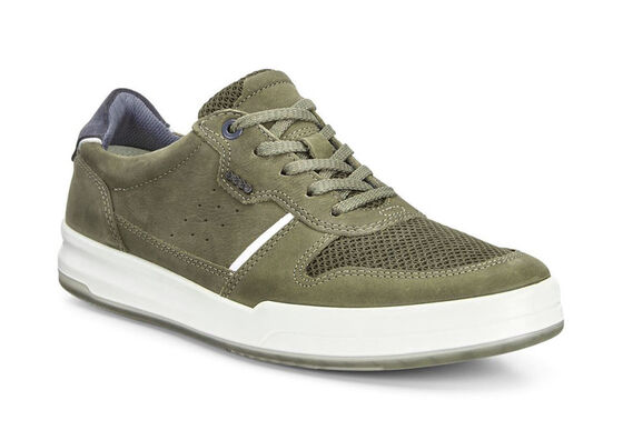 ECCO Jack Summer Sneaker (TARMAC/TARMAC)