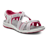 CRUISE Ladies Sports Curl Sandal (SHADOW WHITE/TEABERRY)