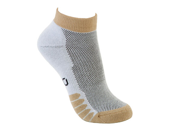 ECCO Womens Ankle Sock (SAND)