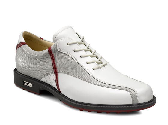 ECCO Mens Tour Hybrid (WHITE/CONCRETE/BRICK)