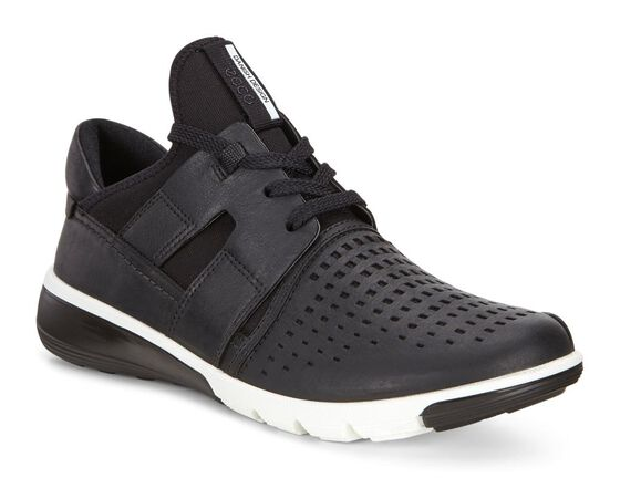 ECCO Womens Intrinsic 2 (BLACK/BLACK)