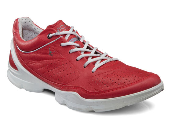 ECCO Womens BIOM EVO Race Plus (TEABERRY/WHITE)