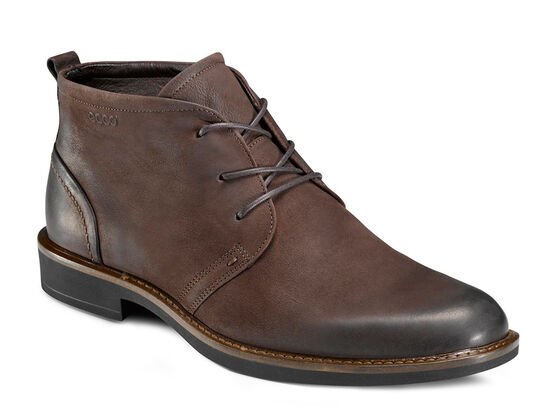 ECCO Biarritz Boot (COFFEE)