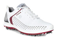 ECCO Mens Golf Biom G2ECCO Mens Golf Biom G2 in WHITE/BRICK (51215)