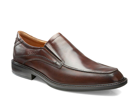 ECCO Windsor Slip On (COCOA BROWN ANTIC)