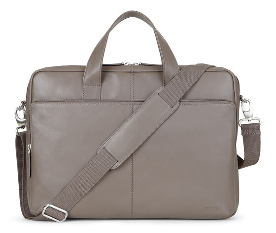 ECCO Foley Laptop Bag (STONE)