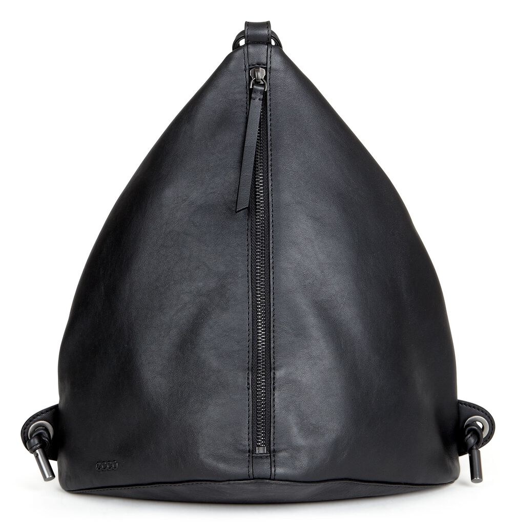 ECCO Sculptured Backpack (BLACK)