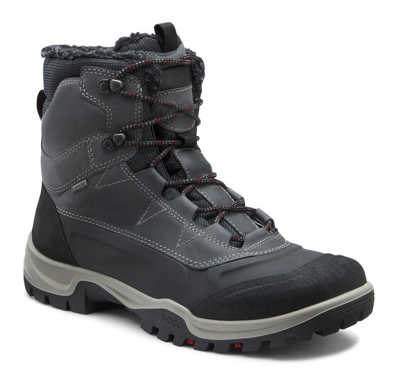 ECCO Mens Torre Winter GTX (BLACK/BLACK/TITANIUM)