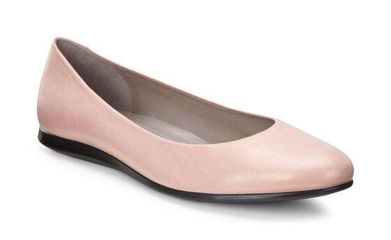 ECCO Touch Ballerina 2.0 (SILVER PINK)