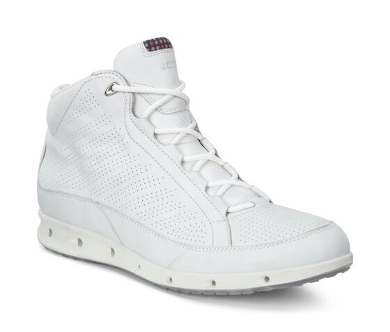 ECCO Womens Cool GTX High Top (WHITE)