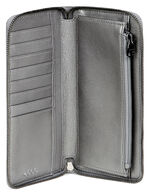 ECCO Delight Slim WalletECCO Delight Slim Wallet in WARM GREY METALLIC (90471)