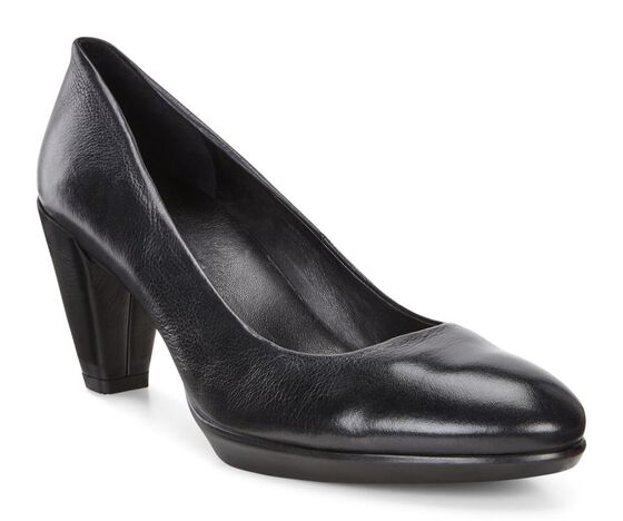 ECCO Shape 55 Plateau Pump (BLACK)