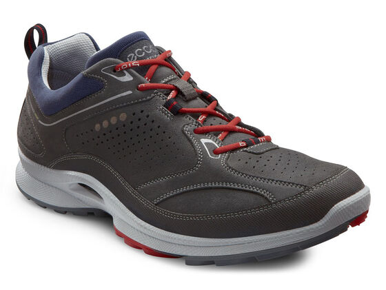 ECCO Mens BIOM Ultra Plus (DARK SHADOW/DARK SHADOW)