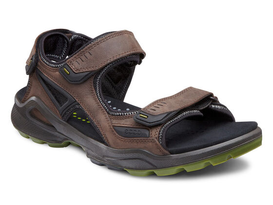 ECCO Mens BIOM Chiappo (COFFEE/BLACK)