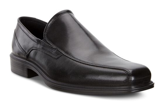 ECCO Johannesburg Slip On (BLACK)