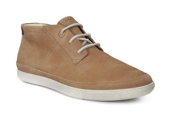 ECCO Damara Tie Boot (CAMEL)