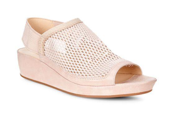 ECCO Tabora 45 Modern Sandal (ROSE DUST/ROSE DUST)