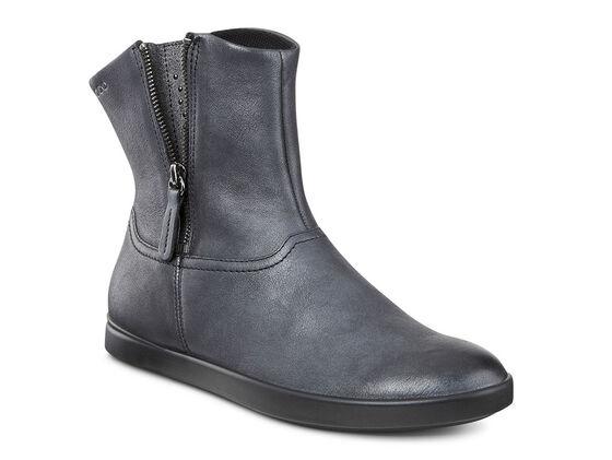 ECCO Aimee Pull On Boot (BLACK/BLACK)