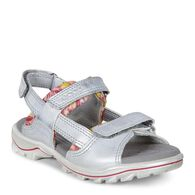 ECCO Urban Safari SandalECCO Urban Safari Sandal in ALU SILVER/MULTICOLOR (59742)
