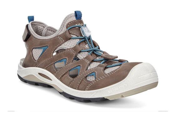 BIOM DELTA Ladies Sandal (COFFEE/MOON ROCK)