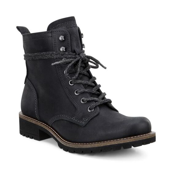 ECCO Elaine Boot (BLACK)