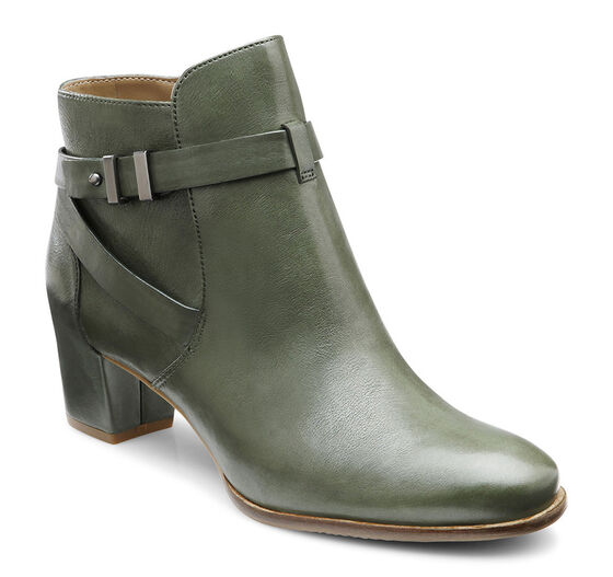 ECCO Pailin Ankle Bootie (DEEP FOREST)