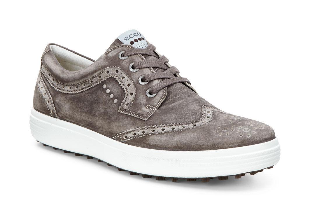 Men's ECCO 'Casual Hybrid' Golf Shoe, Size 6-6.5US / 40EU - Grey