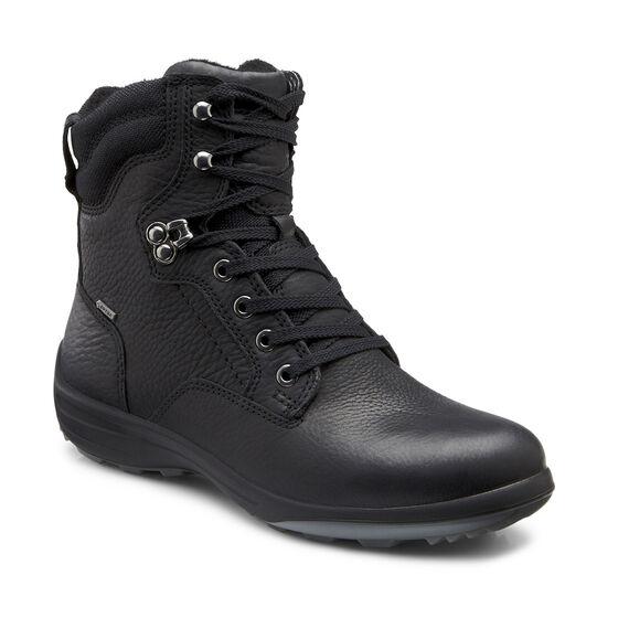 ECCO Voyage GTX Plain Toe Boot (BLACK)