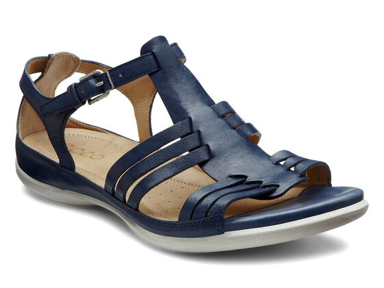 ECCO Flash Huarache Sandal (DENIM BLUE)