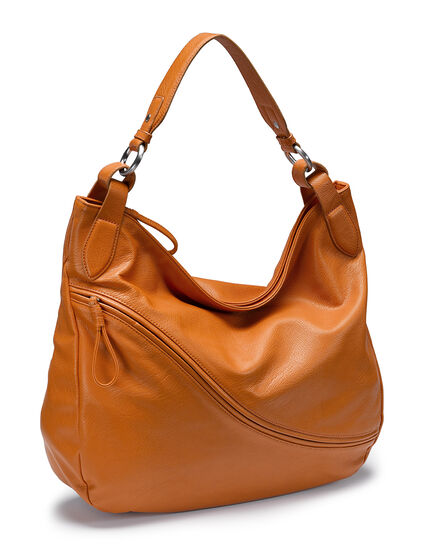 ECCO Barth Hobo Bag (WARM GREY)