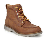 ECCO Holbrok Moc Toe BootECCO Holbrok Moc Toe Boot in AMBER (02112)